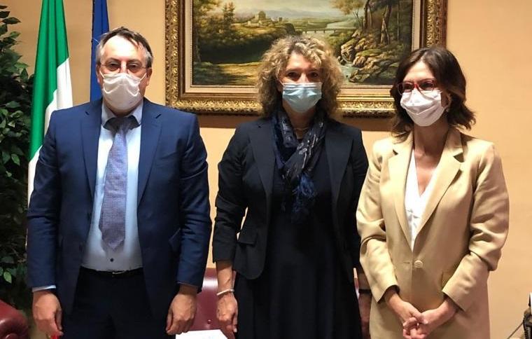 Ministrica Mariastella Gelmini sprejela SKGZ in SSO