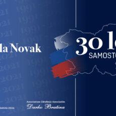 30 let samostojnosti – Ljudmila Novak