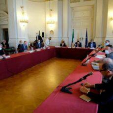 Zasedalo Vladno omizje za slovensko manjšino