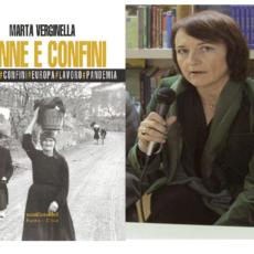 Sliko avtorice objavljamo pod pogoji licence CC BY-SA 4.0, original je dosegljiv na spletni strani https://commons.wikimedia.org/wiki/Category:Marta_Verginella#/media/File:Marta_Verinella.png